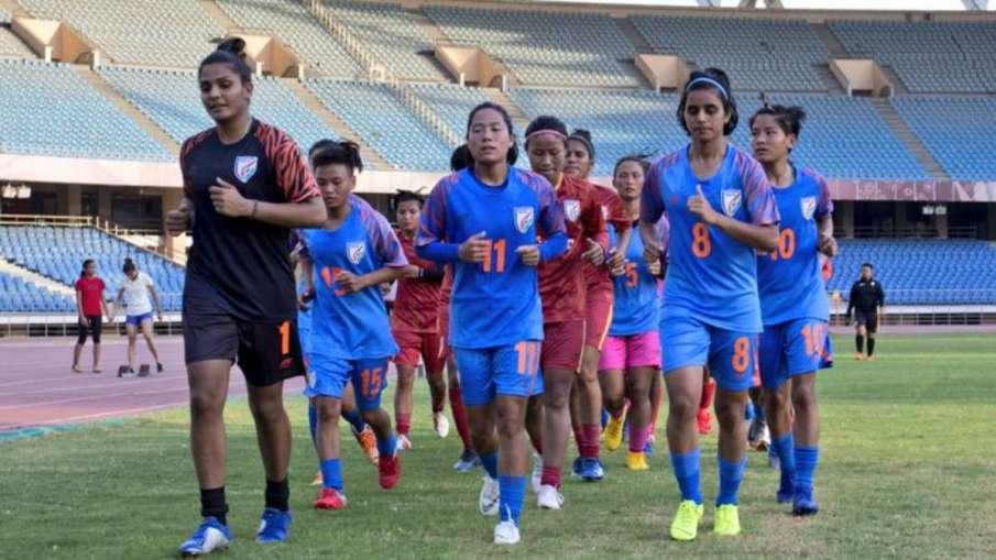 Women Football Team- India TV Hindi