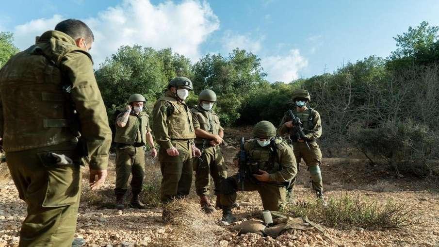 Gaza terrorists fired rockets at Israel says Army । गाजा के आतंकवादियों ने इजराइल पर रॉकेट दागा: सेन- India TV Hindi