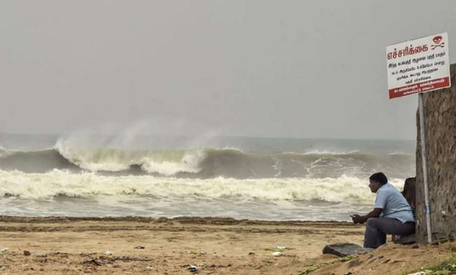After Cyclone Nivar, another storm likely to affect Tamil Nadu: IMD- India TV Hindi