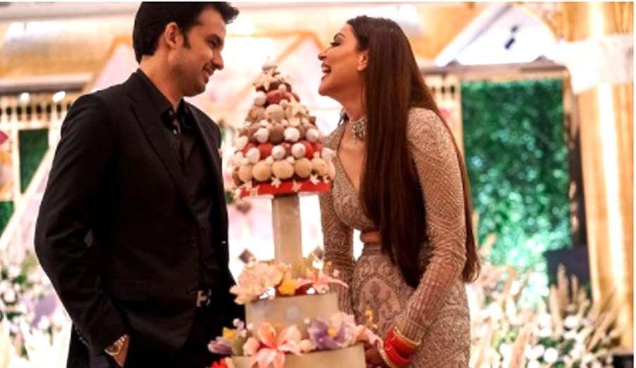 kajal aggarwal celebrate one month of marriage with husband gautam kitchlu- India TV Hindi