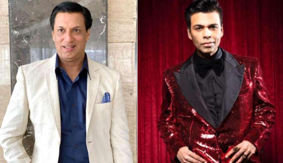 madhur bhandarkar reply karan johar apology on title row- India TV Hindi