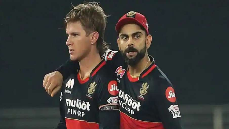 Adam Zampa told that he had a conversation with Virat Kohli on the first day after joining RCB- India TV Hindi