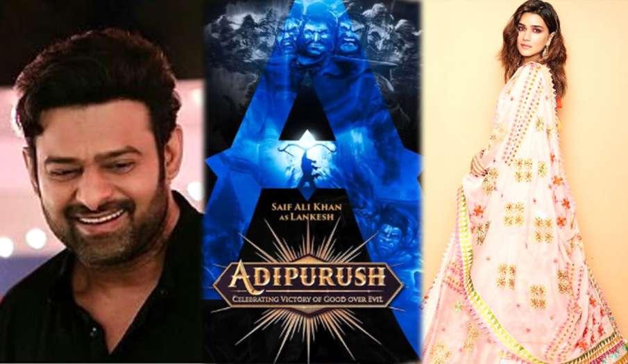 Kriti Sanon will play Sita role in Prabhas and Saif Ali Khan film Adipurush- India TV Hindi