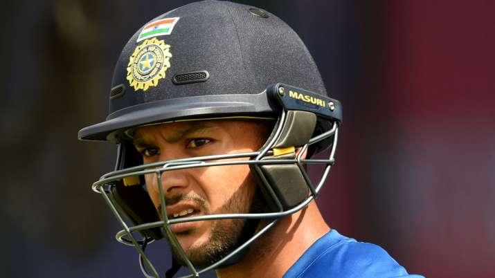 ODI सीरीज के लिए धवन के...- India TV Hindi