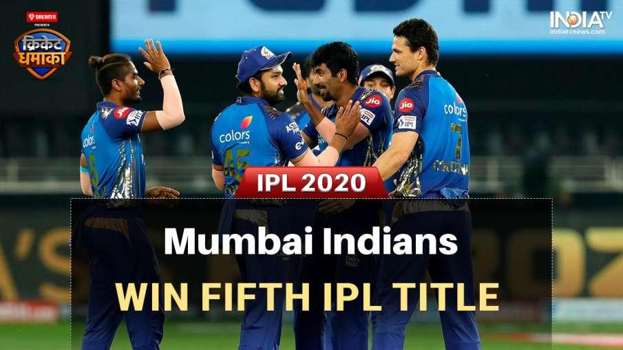 IPL 2020 : दिल्ली का सपना...- India TV Hindi