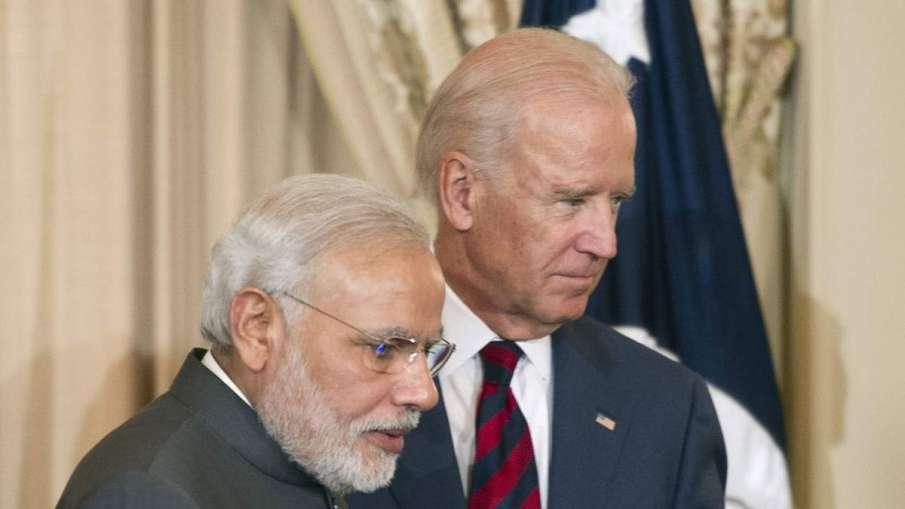 Joe Biden, Narendra Modi, India, Kamala Harris, Joe Biden Narendra Modi- India TV Hindi
