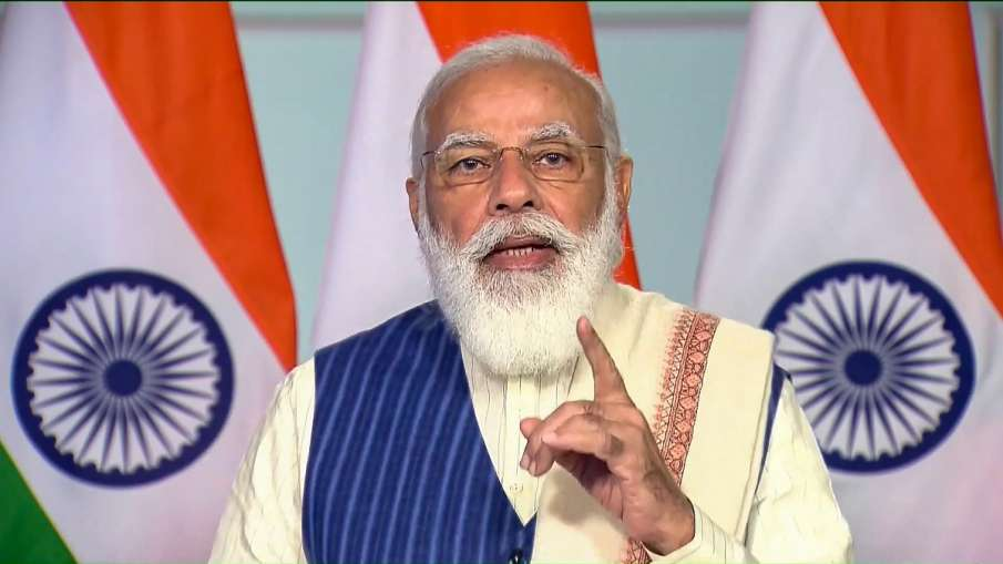 Will lockdown happen again?  PM Modi to brainstorm with Chief Ministers on Corona on Tuesday