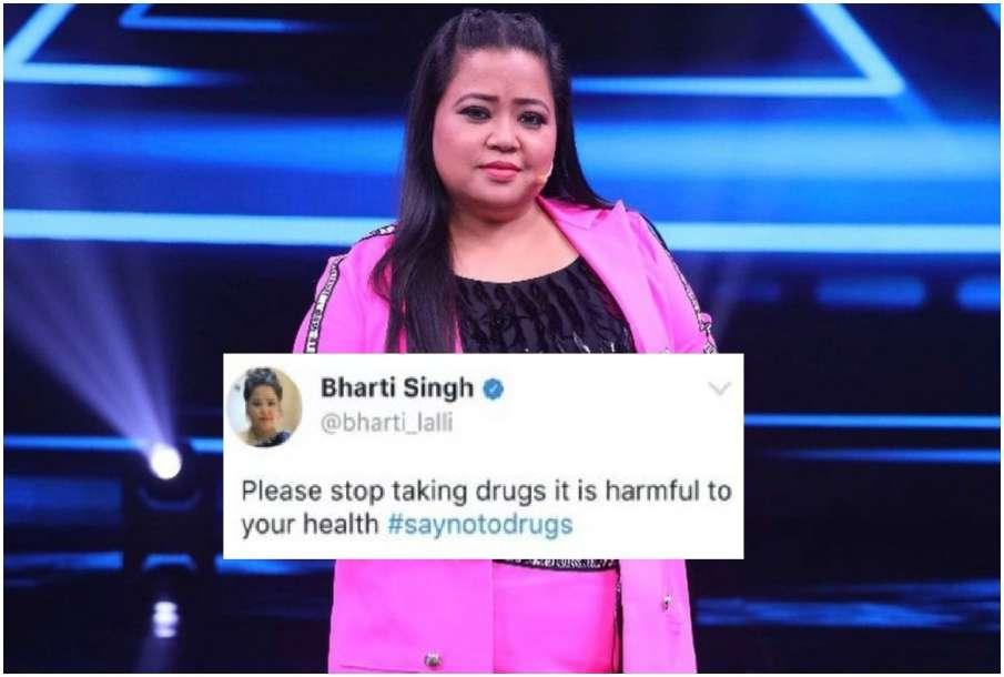 Bharti Singh- India TV Hindi