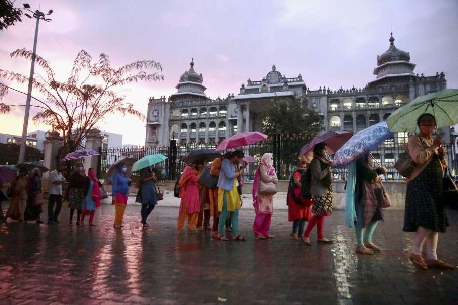 Cyclone Nivar: IMD issues yellow alert in Bengaluru- India TV Hindi