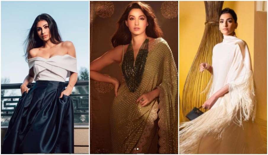 इस हफ्ते दिखा इन अभिनेत्रियों का दिखा दिलकश अंदाज, हर एक तस्वीर ने जीता फैंस का दिल- India TV Hindi