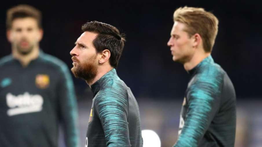 Real Madrid, Barcelona, Messi, Ronaldo- India TV Hindi