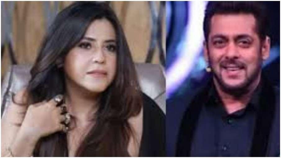 Ekta Kapoor and Salman Khan- India TV Hindi
