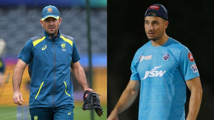Ricky Ponting and Marcus Stoinis- India TV Hindi
