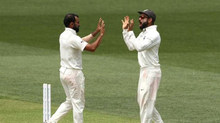 Mohammad shami, Virat Kohli,sports, India, cricket- India TV Hindi