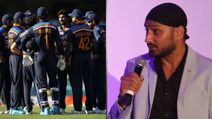 AUS vs IND 1st ODI Harbhajan Singh furious after seeing the performance of Indian team, said this ab- India TV Hindi