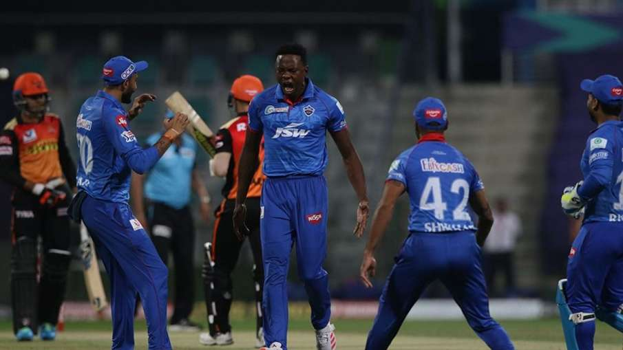 Kagiso Rabada snatch purple cap from Jasprit Bumrah with three wickets in 19th over DC vs SRH - India TV Hindi