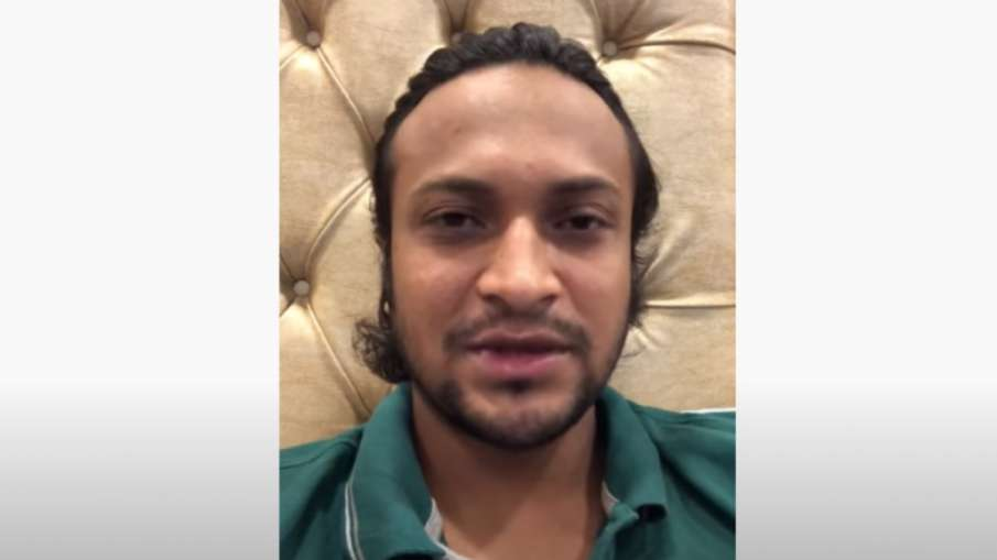 Person threatening to kill Shakib Al Hasan arrested By Bangladesh Police- India TV Hindi