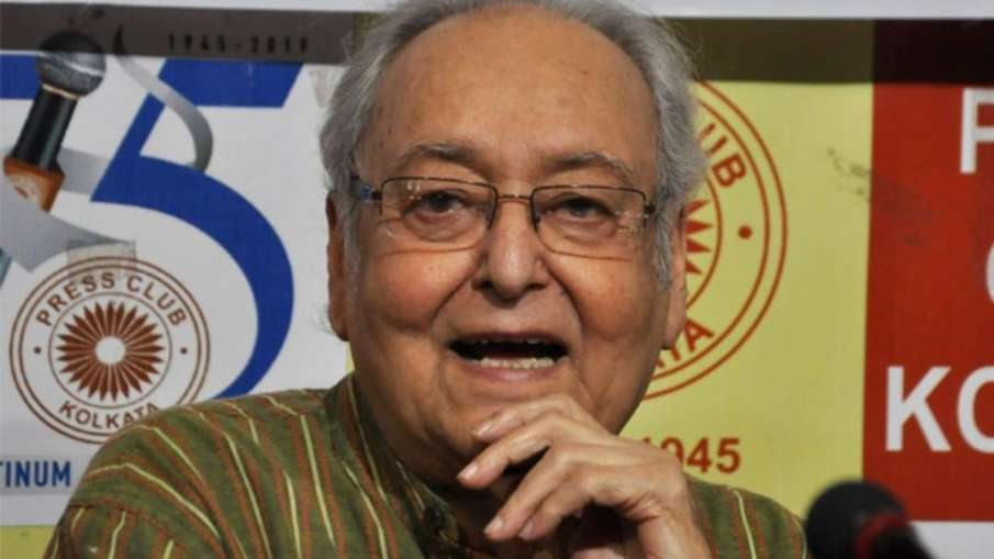 Soumitra Chatterjee- India TV Hindi