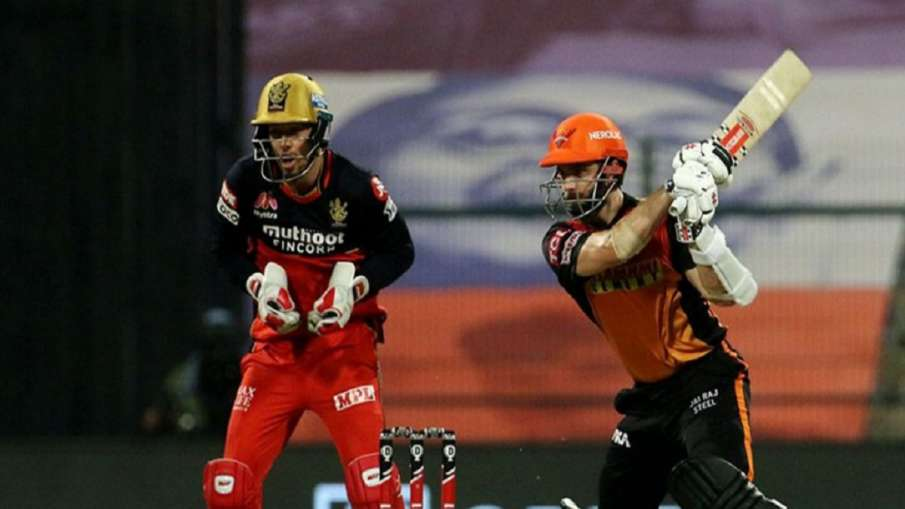 Live cricket Score SRH vs RCB  IPL 2020 Eliminator Sunrisers vs Royal Challengers Live Updates Abu D- India TV Hindi