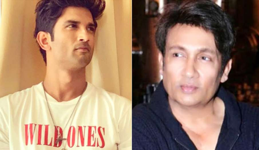 Shekhar Suman on Sushant singh rajput death case says lack of evidence affected investigation- India TV Hindi