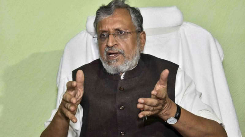 BJP ने सुशील मोदी को बनाया बिहार राज्यसभा उपचुनाव का उम्मीदवार- India TV Hindi