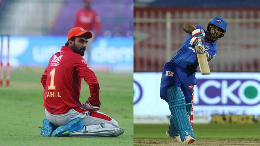 Shikhar Dhawan has the last chance to snatch the orange cap from KL Rahul MI vs DC Final- India TV Hindi