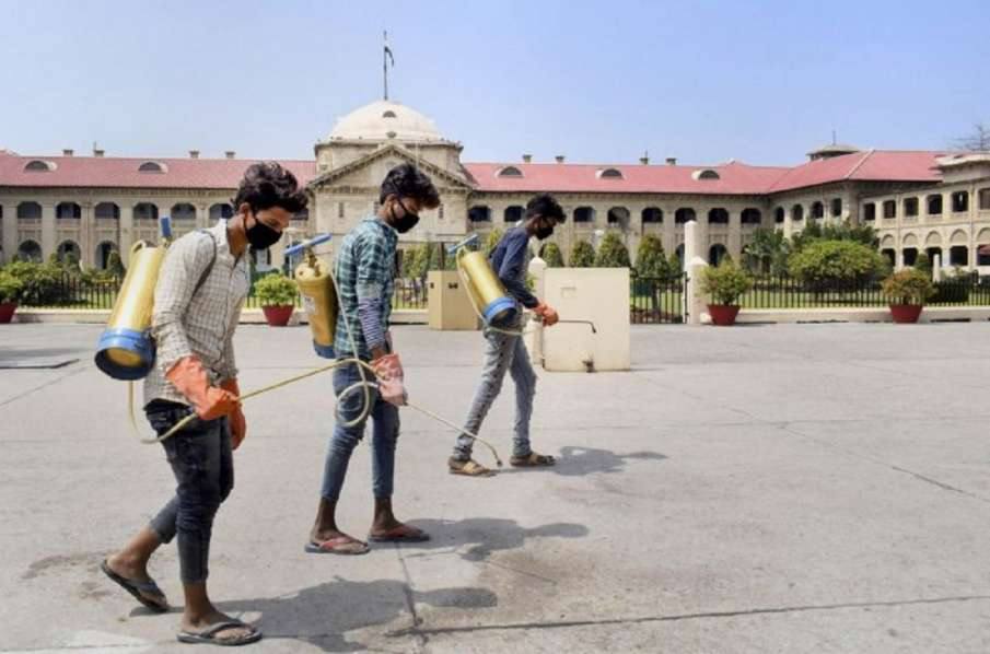 UP reports 25 more COVID-19 deaths, 1,647 fresh cases- India TV Hindi