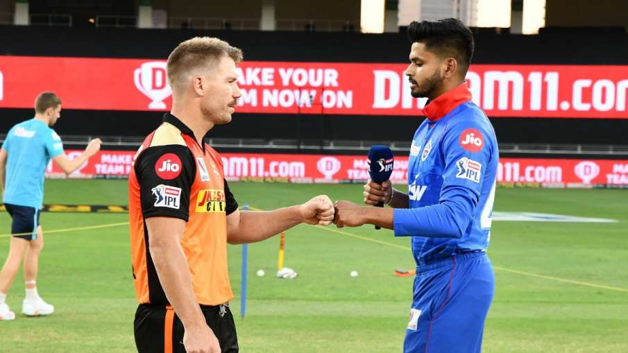 DC vs SRH live score, ipl live score, ipl live score 2020, DC vs SRH scorecard, ipl 2020 live scorec- India TV Hindi