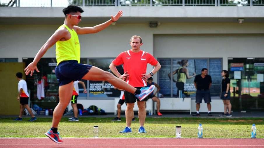 भारतीय एथलेटिक्स हाई...- India TV Hindi