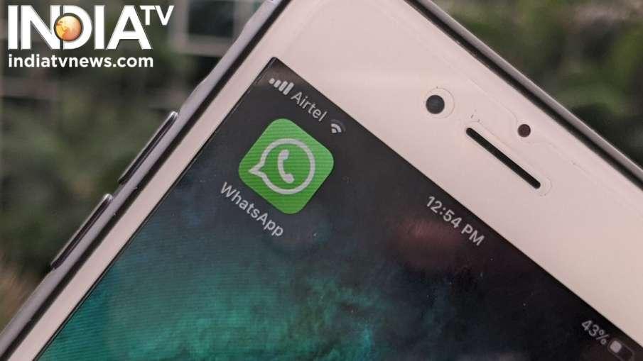 Whatsapp- India TV Hindi
