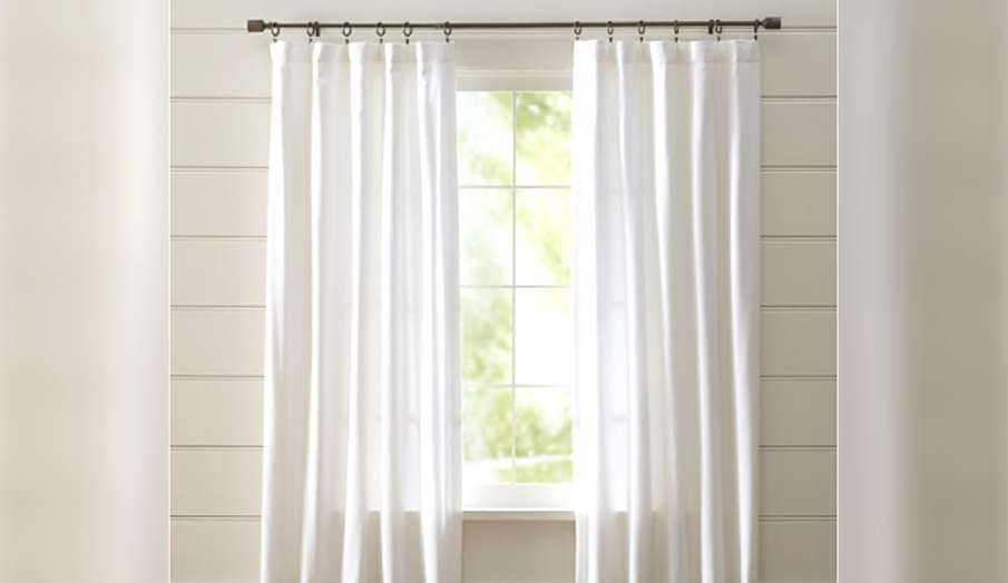 Vastu tips about curtain place white color curtain in Northwest direction- India TV Hindi