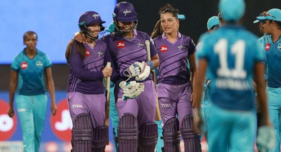 Women's T20 Challenge,  Sushma Verma, and Sune Luus, Velocity vs Supernova - India TV Hindi