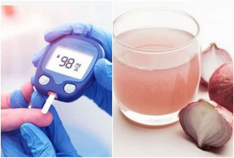 Diabetes Test Machine and Onion Juice - India TV Hindi