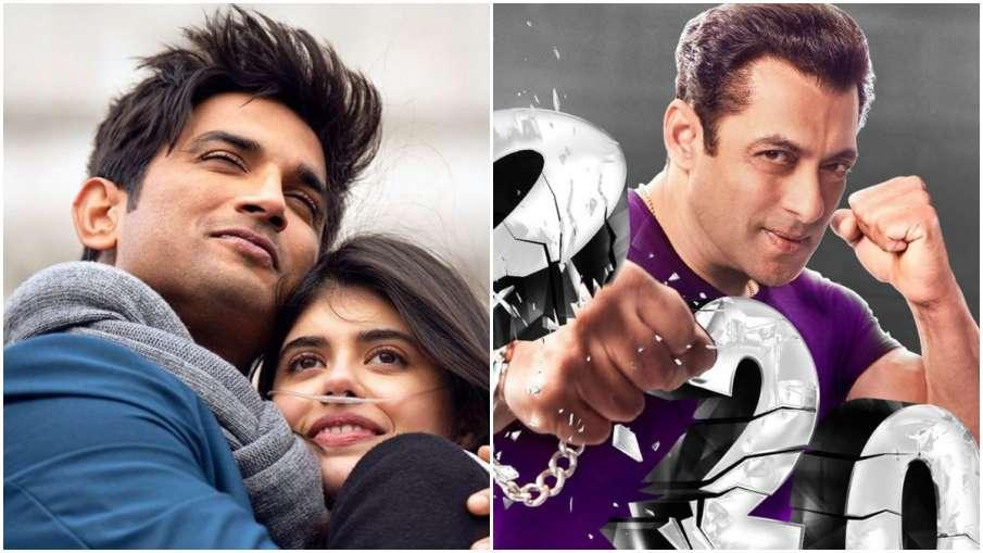 2020, bigg boss, salman khan, dil bechara, sushant singh rajput- India TV Hindi