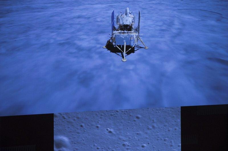 चीन का अंतरिक्ष यान चांद की सतह के नमूने लेकर रवाना हुआ- India TV Hindi