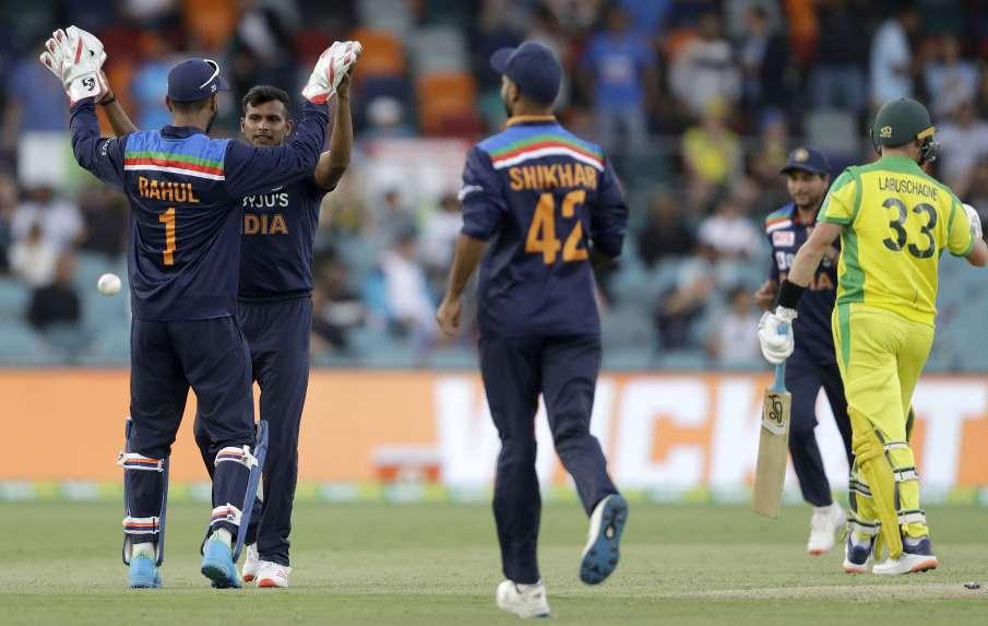 IND v AUS, 3rd ODI : भारत को 13 रनों...- India TV Hindi