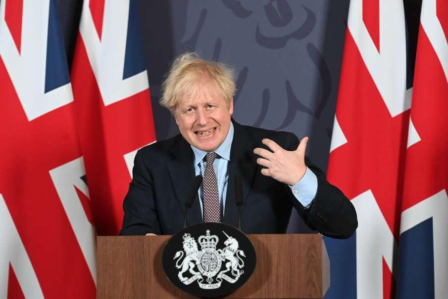 Lockdown: ब्रिटेन में लोगों पर लग सकती है और कड़ी पाबंदी, PM जॉनसन ने दिया बयान- India TV Hindi