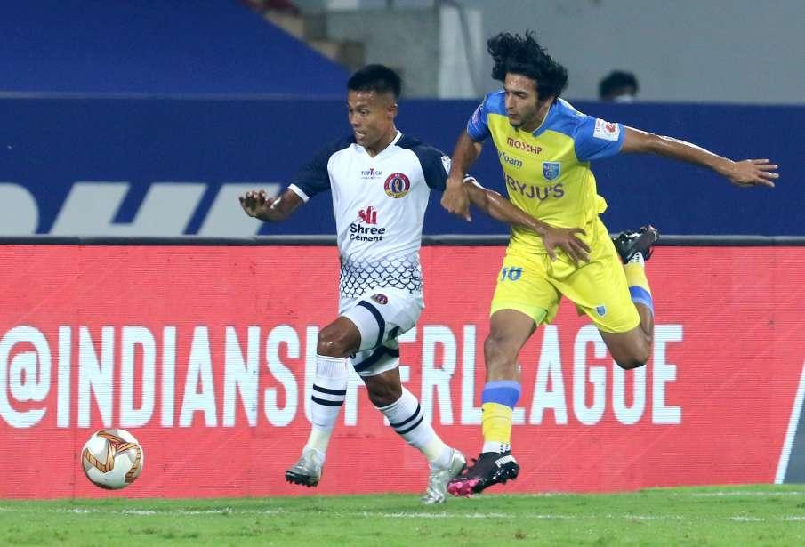 Sports, Football, ISL, ISL 2020-21, Indian Football, Kerala Blasters, Jeakson Singh, East Bengal- India TV Hindi