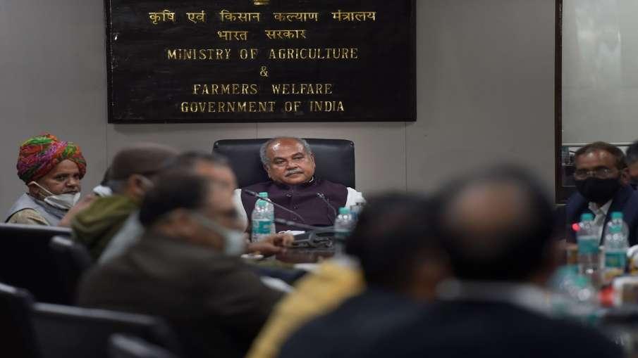 kisan Andolan, farmer protest, narendra singh tomar, Kisan Protest, Kisan Andolan Live Updates- India TV Hindi