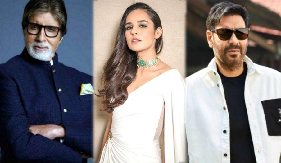 Angira Dhar joins cast of Mayday with amitabh bachchan ajay devgn and rakul preet singh - India TV Hindi