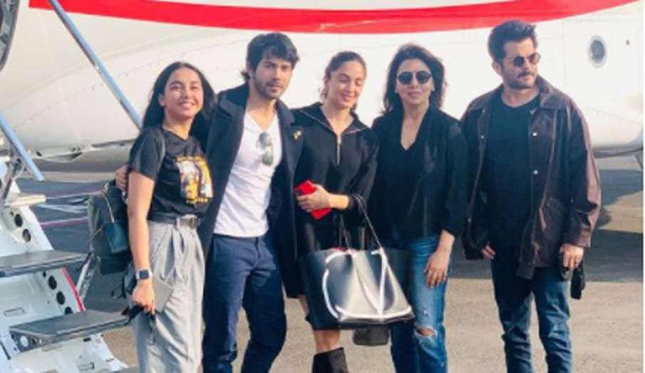 Varun Dhawan, Anil Kapoor and Neetu Kapoor test positive for coronavirus- India TV Hindi