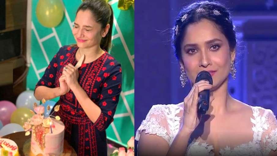 अंकिता लोखंडे ने...- India TV Hindi