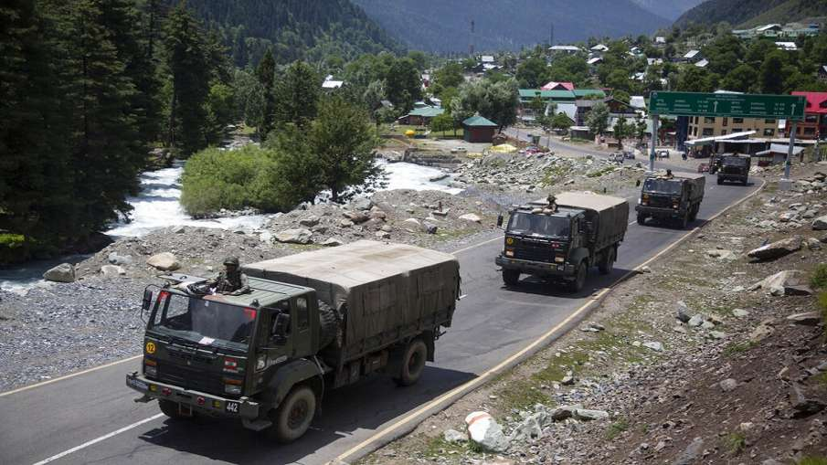 India china ladakh LAC 15 days intense war stock weapons, ammunition । India China Standoff: बढ़ेगी - India TV Hindi
