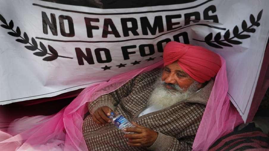 kisan andolan bjp leader bijendra singh supporters farmer protest । BJP के इस बड़े नेता ने किया किसा- India TV Hindi