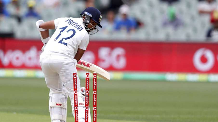 IND vs AUS: Brad Hogg advocates to feed Prithvi Shaw at number four or five- India TV Hindi