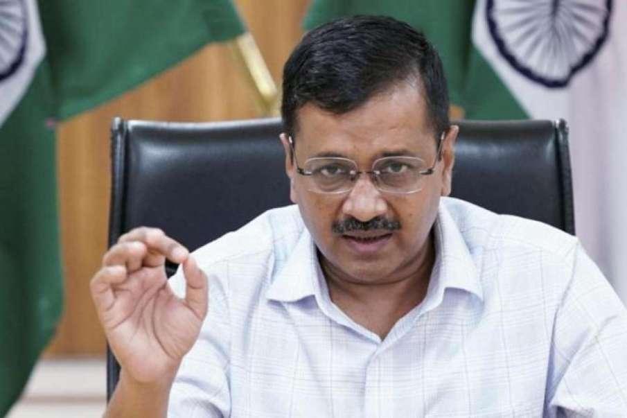 Kejriwal slams Amarinder Singh for speaking BJP's language on farm laws- India TV Hindi