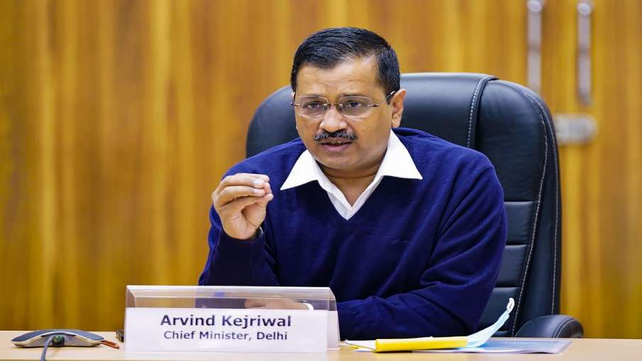 Delhi CM Arvind kejriwal urge central government to extend the ban on India Uk Flights till 31 Janua- India TV Hindi