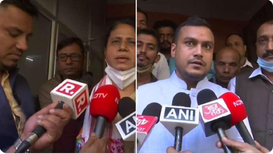 असम: कांग्रेस से निकाले गए विधायक बीजेपी में शामिल, कहा-दिशाहीन हो गई है पार्टी, अनुशासन की कमी- India TV Hindi