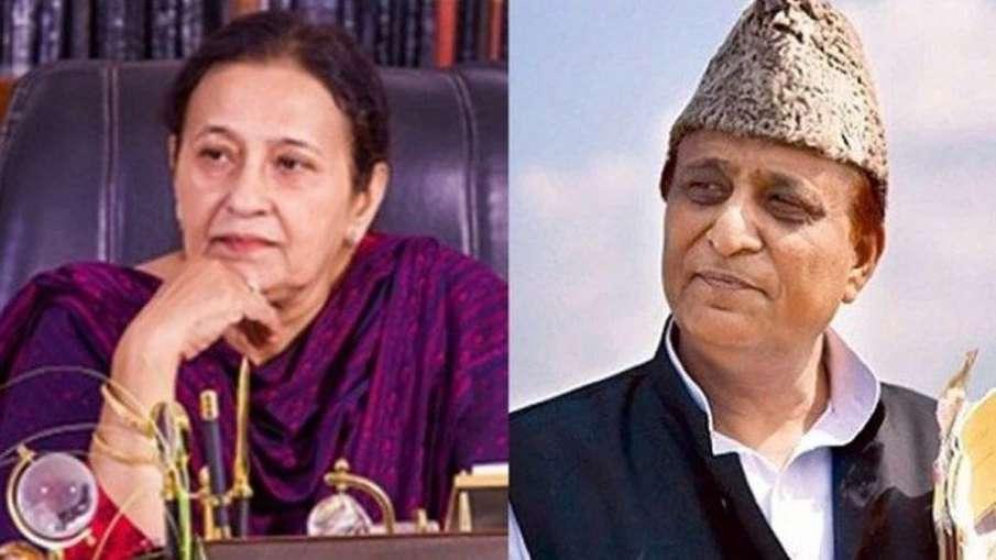 आजम खां की पत्नी ताजीन फातिमा जेल से रिहा, बेटे अब्दुल्ला को जेल में ही रहना होगा- India TV Hindi