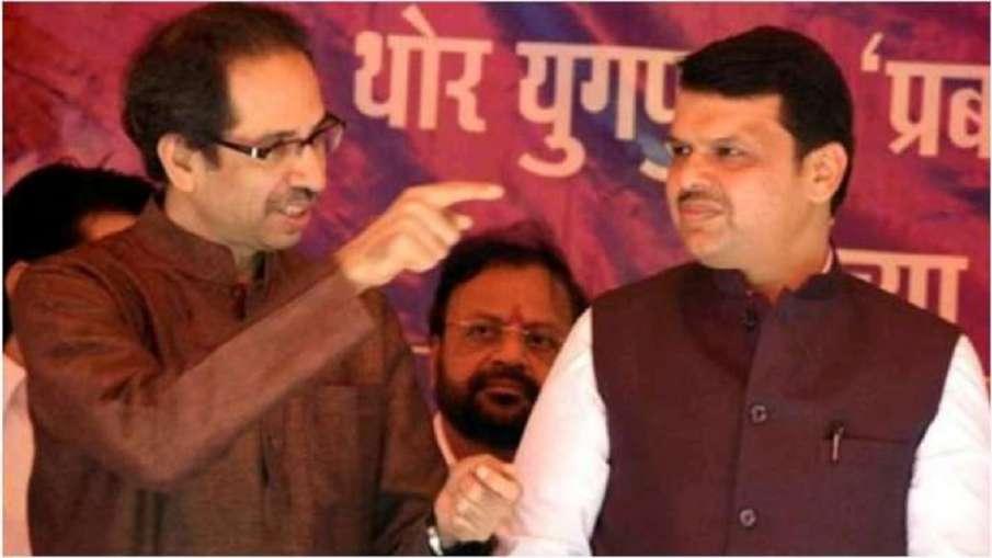 अति आत्मविश्वास के कारण आधार खो रही है भाजपा: शिवसेना - India TV Hindi